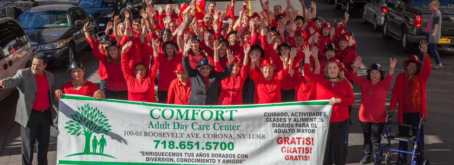 about us image for comfort adult day care